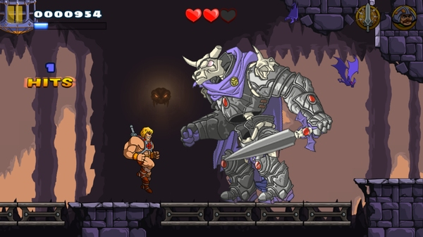 He-Man: The Most Powerful Game на Галакси С4 - босс