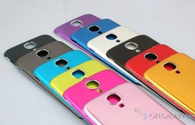 Разноцветные панели для Samsung Galaxy S4