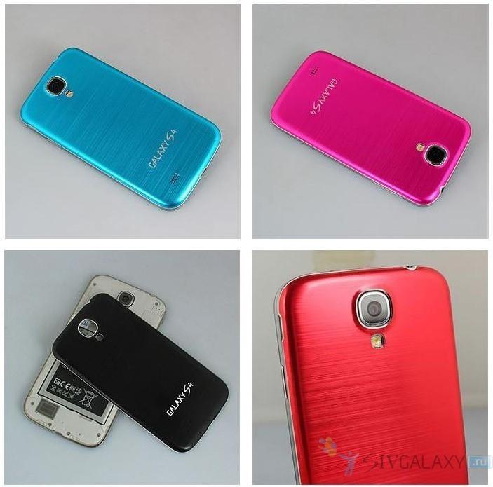 Панели для Samsung Galaxy S4 i9500
