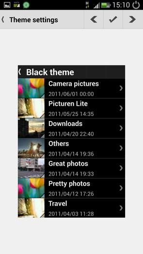 Picturen Lite для Android