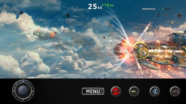 Игра Sine Mora для Galaxy S4