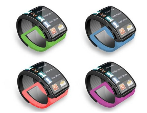 Характеристики SmartWatch - Samsung Galaxy Gear