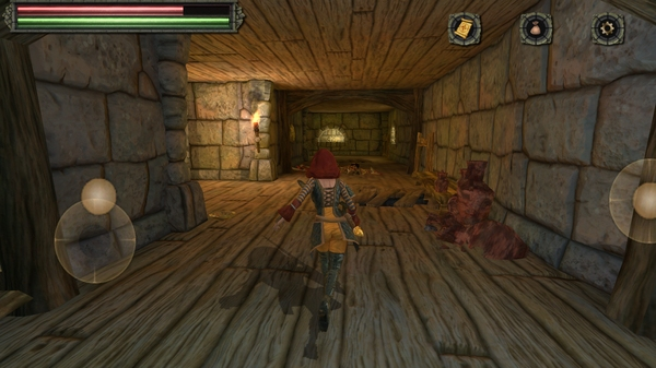Tainted Keep 3D