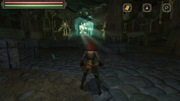 Игра Tainted Keep 3D для Android