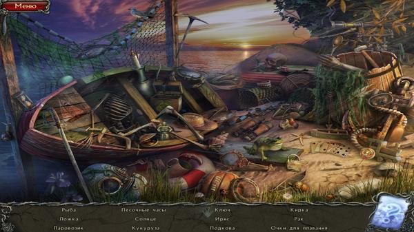 Twisted Lands: Origin - разбитая лодка