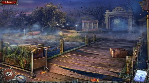 Twisted Lands: Origin - у причала