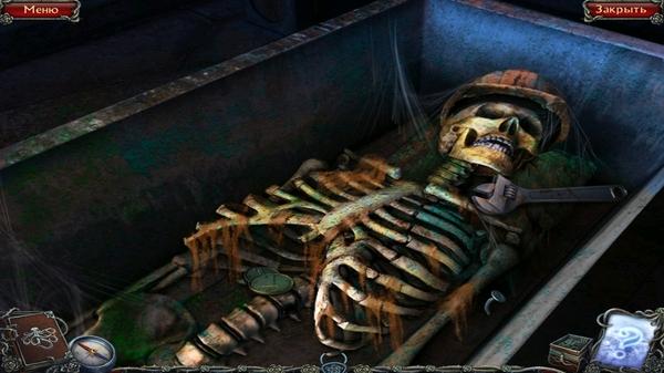 Twisted Lands: Origin - скелетон