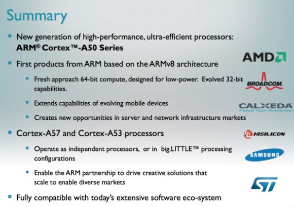 Samsung находится на финальной стадии разработки Exynos 64 бит