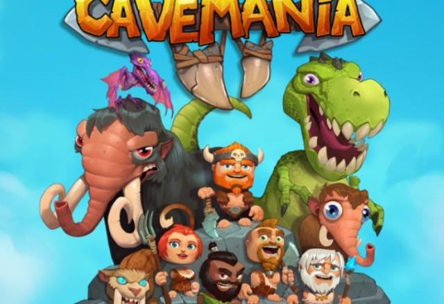 Cavemania - стратегия на Samsung Galaxy S4