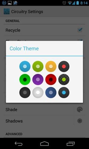 Circuitry 2.0 - интерактивные обои на смартфоны Android
