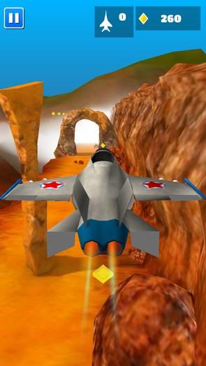 Fox 3: Jet Fighter Pursuit 3D – воздушный бой для Галакси С4