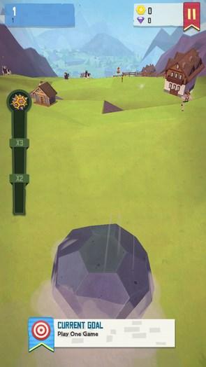 Giant Boulder of Death – обиженный камушек для Galaxy S4