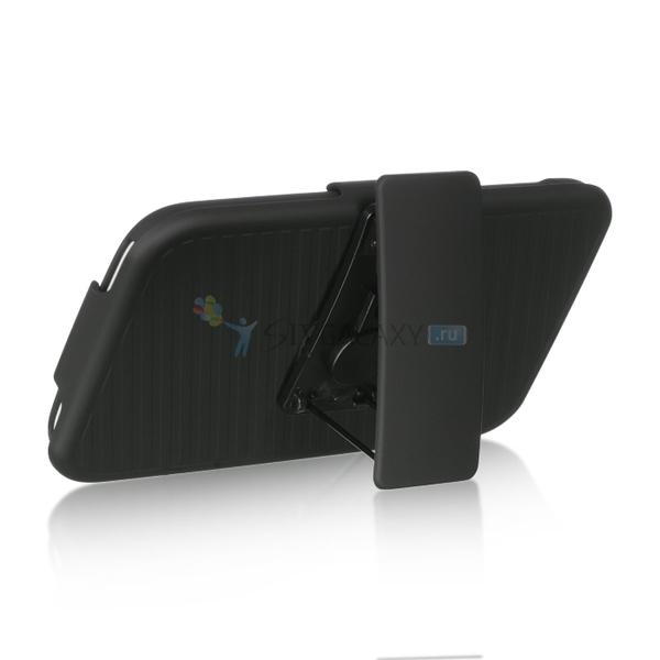 Стильная кобура для Samsung Galaxy S4 с клипсой