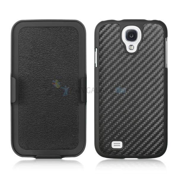 Кобура для Samsung Galaxy S4 из пластика и карбона