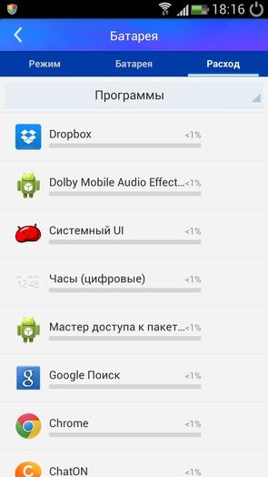 Программа LBE Security Master 5.0 для смартфонов Samsung