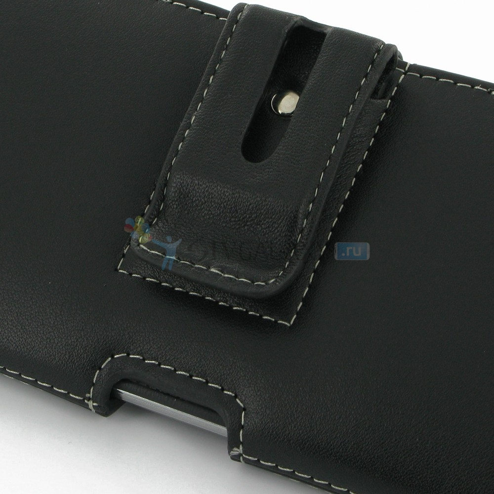 Чехол-сумка из кожи на Samsung Galaxy Note 3