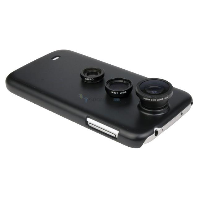Набор линз для камеры Samsung Galaxy S4