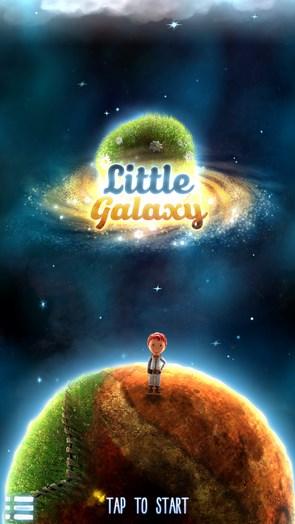 Little Galaxy – межпланетное путешествие для Samsung Galaxy S4