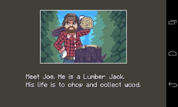 Lumber Jacked - игра на Galalxy S4