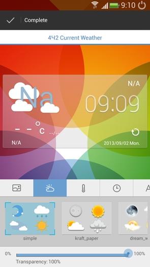 Magic Widgets - настраиваемые виджеты для Samsung Galaxy S4
