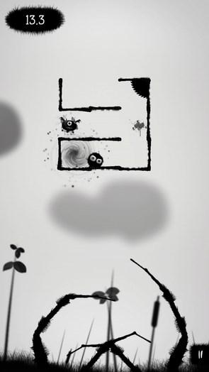 Miseria – черно-белая головоломка для Галакси С4