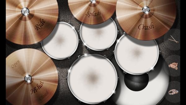 Modern A Drum Kit - барабаны в твоем Galaxy S4