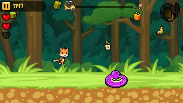 Tappy Escape – побег котенка  для Samsung Galaxy S4