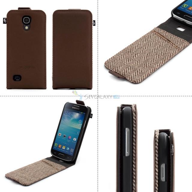 Флип чехол для Samsung Galaxy S4 Mini - Proporta