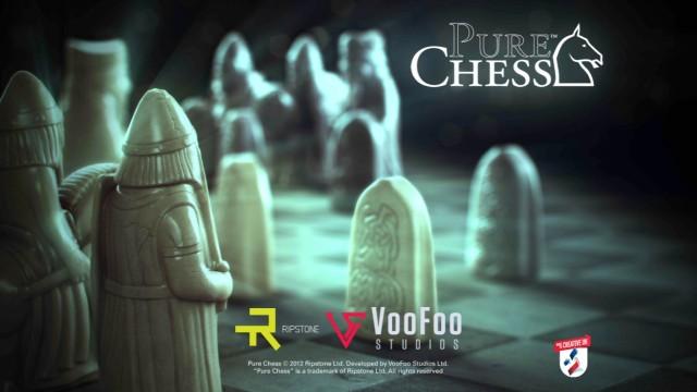 Pure Chess 3D - отличные шахматы для Galaxy S4
