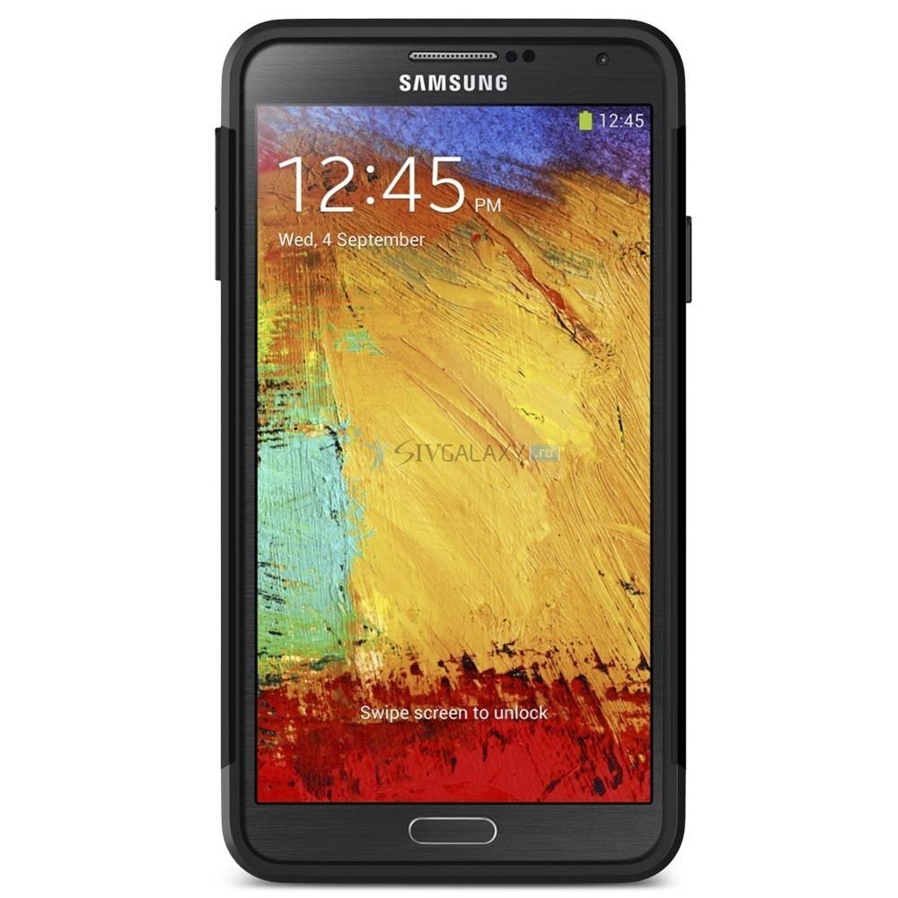 Чехол SPIGEN SGP Slim Armor Case для Galaxy Note 3