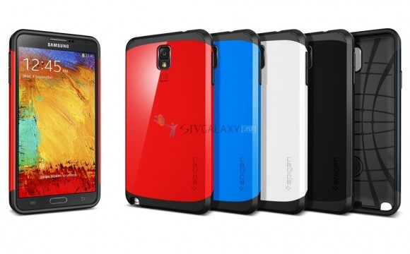 SGP Slim Armor Case для Samsung Galaxy Note 3