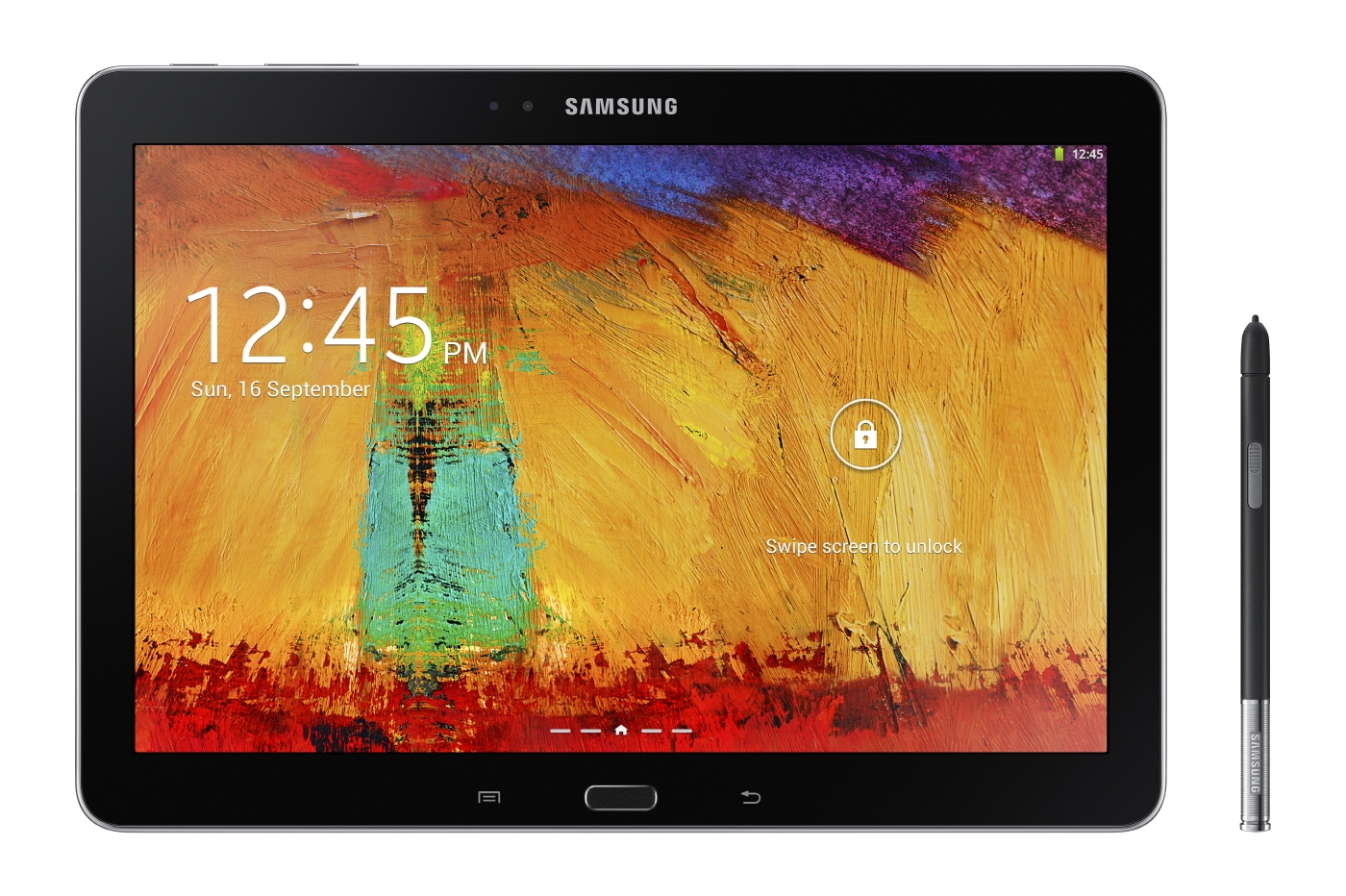 Samsung Galaxy Note 10.1 (2014) - черный