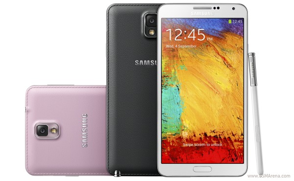 Внешний вид Samsung Galaxy Note III