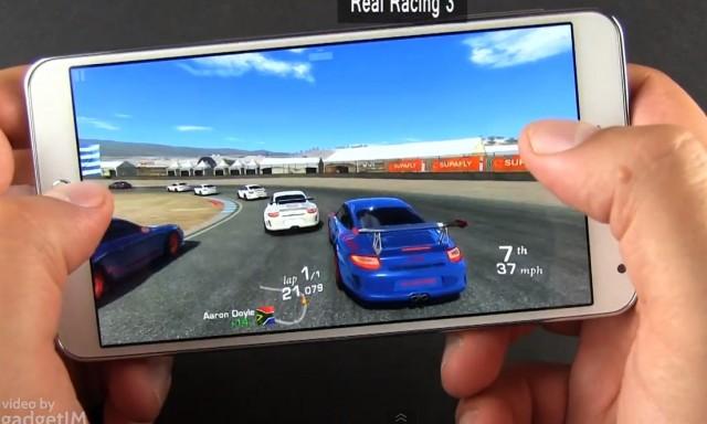 Производительность Samsung Galaxy Note 3 в играх
