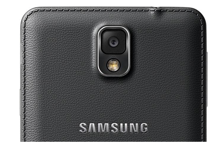 Камера в Samsung Galaxy Note III