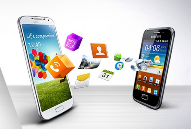 Как перенести данные с любого смартфона на Samsung Galaxy S4