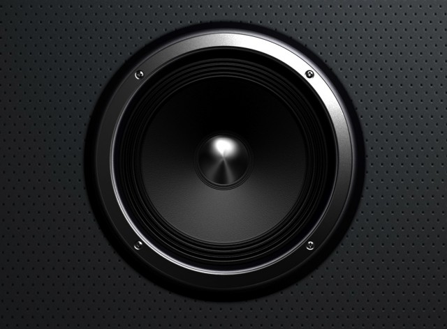 Screen Speaker Music Wallpaper