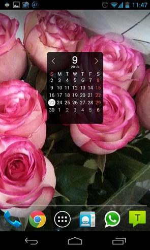 SolCalendar - календарь на Андроид