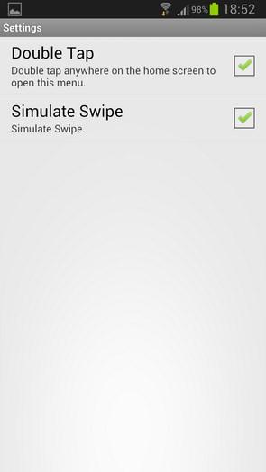 SpaceScape 3D LWP – космические просторы для Samsung Galaxy S4