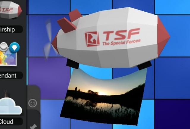 TSF Shell - лаунчер на Samsung Galalxy S4
