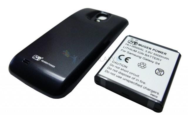 Энергия Mugen Power - аккумулятор повышенной емкости