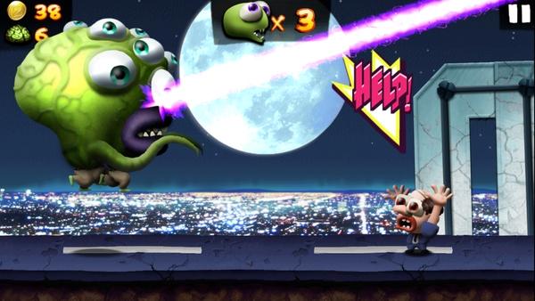 Zombie Tsunami - суперсила