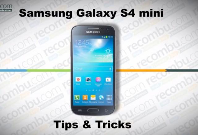 Полезные советы по Galaxy S4 Mini