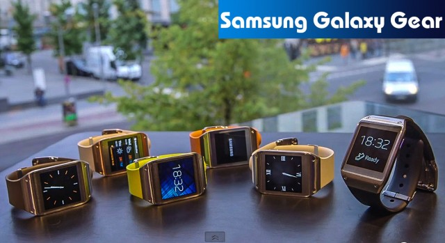 Часы Samsung Galaxy Gear