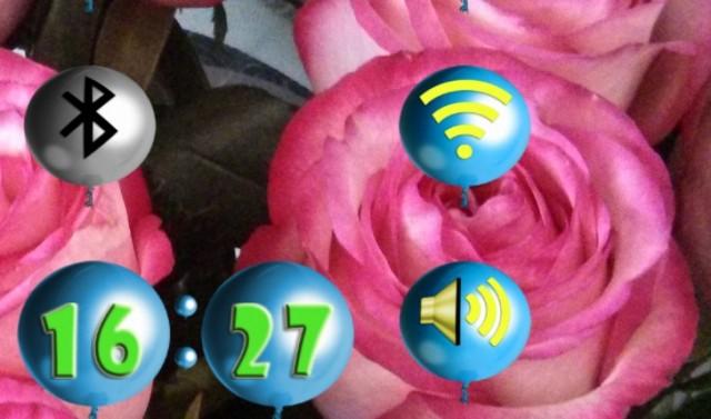 BalloON/OFF Widget animated - виджеты на Android