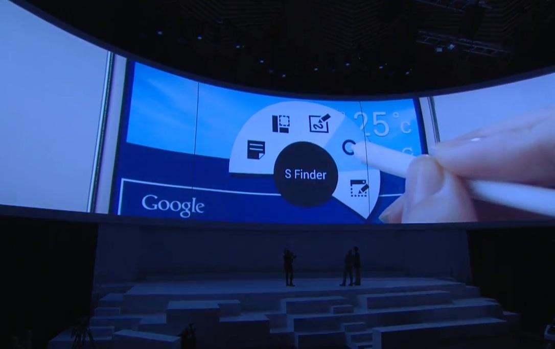 S Pen в Samsung Galaxy Note 3