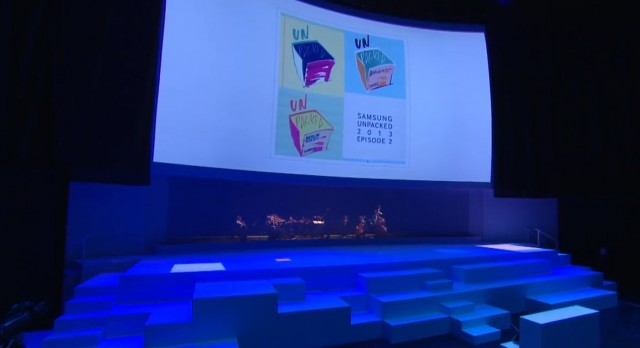 Прямая трансляция Samsung Unpacked 2013 Episode 2