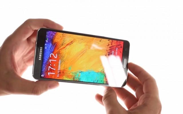 Распаковка Samsung Galaxy Note 3