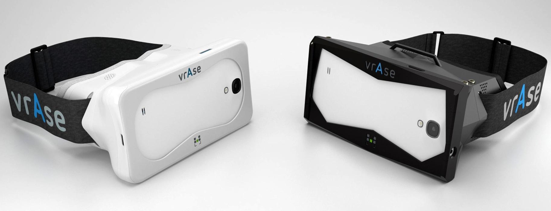 Очки vrAse - виртуальная реальность в Galaxy S4
