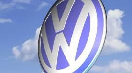 3d volkswagen logo hd интерактивные обои